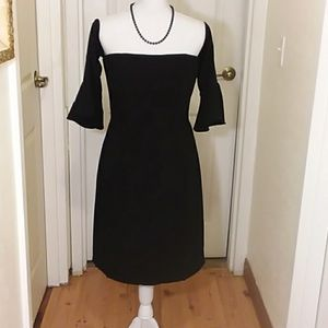 Cupcakes and Cashmere Black Dress